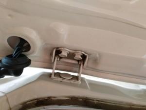 3. Buka karet yang biasa buat jalur kabel